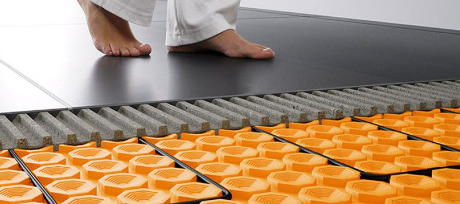 Hero electric underfloor